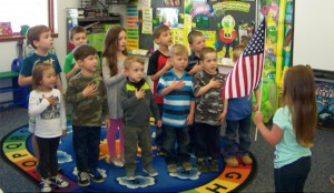 Preschool Pledge
